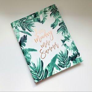Indigo Paper Notebook